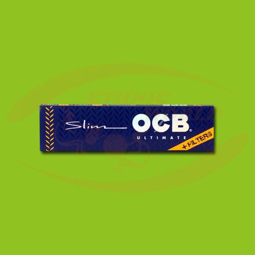 OCB Ultimate Slim +Filter (Long, Filter)