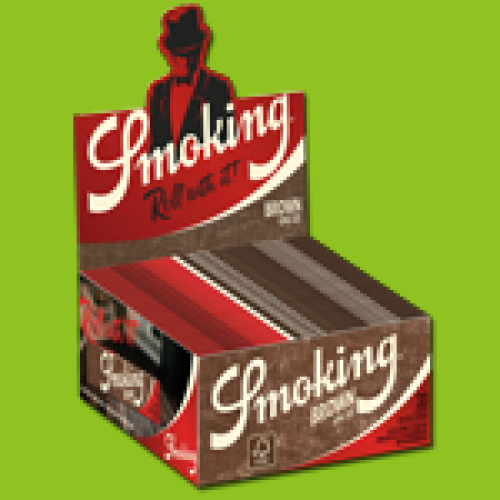 Smoking Brown (Long)