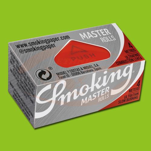Smoking Master Rolls