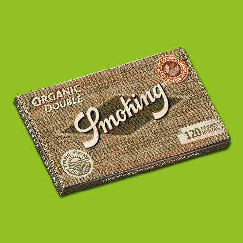 Smoking Organic Double (Short)