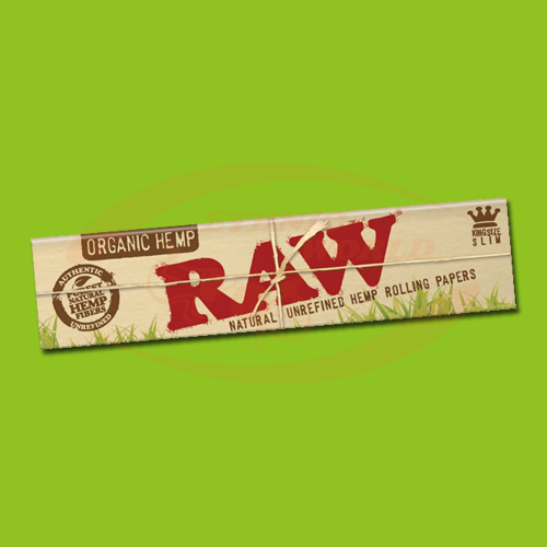 Raw Organic King Size Slim