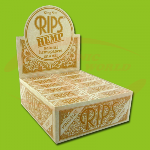 Rips Hemp KS Rolls