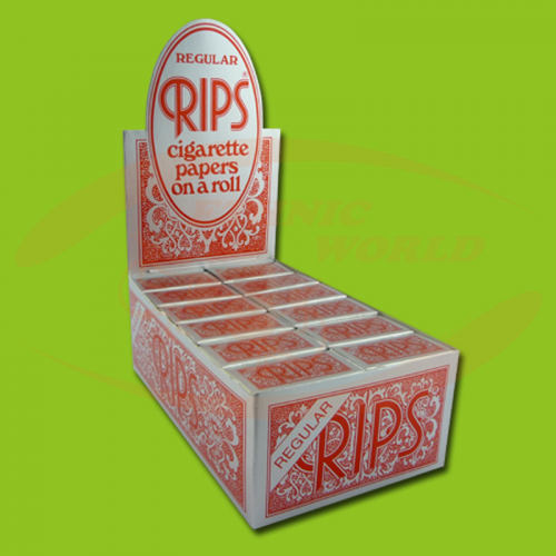 Rips Red Regular Rolls