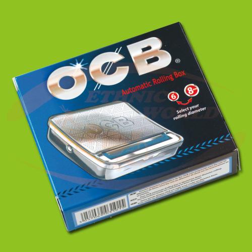 Rolling Machine - Metal OCB Automatic