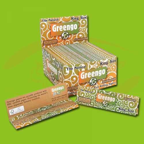 Greengo - King Size Slim (Long)