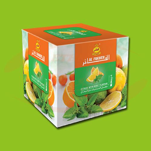 Al Fakher Citrus & Mint