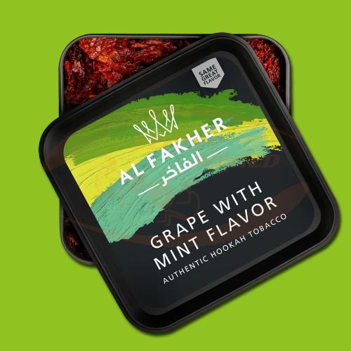 Al Fakher Grape & Mint
