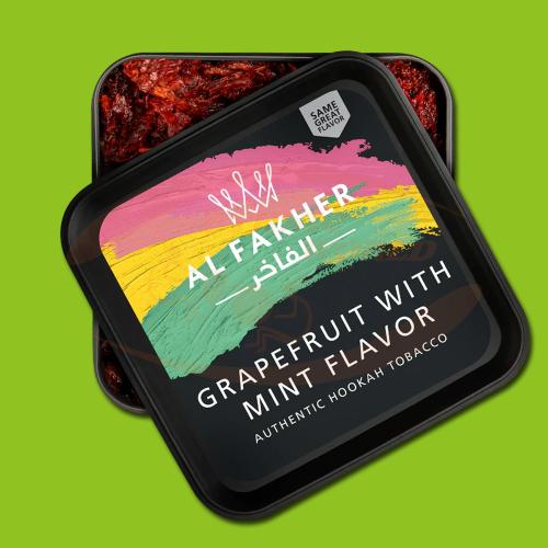 Al Fakher Grapefruit & Mint