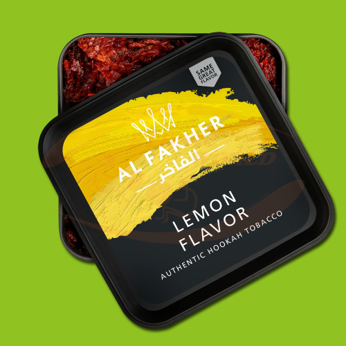 Al Fakher Lemon