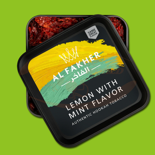 Al Fakher Lemon & Mint