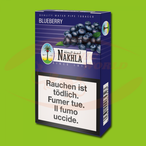 Nakhla Blueberry