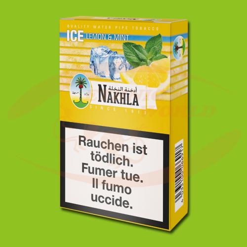Nakhla Ice Lemon & Mint