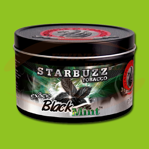 Starbuzz Exotic Black Mint