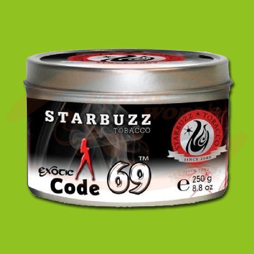 Starbuzz Exotic Code 69