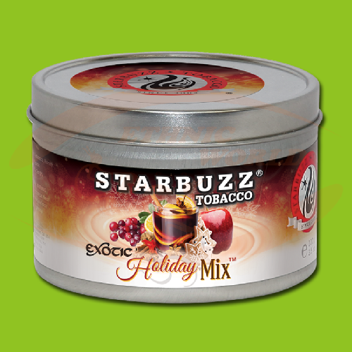 Starbuzz Exotic Holiday Mix