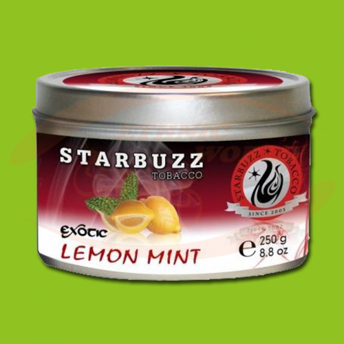 Starbuzz Exotic Lemon Mint