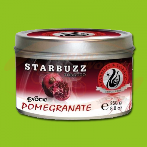 Starbuzz Exotic Pomegranate
