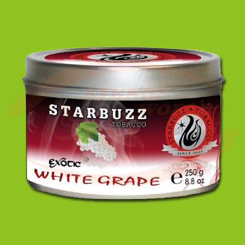 Starbuzz Exotic White Grape
