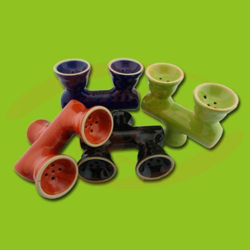 Bowl Ceramic Double