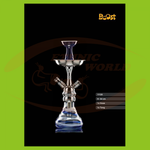 Boost Shisha Blue Transparent Vipe (11120)