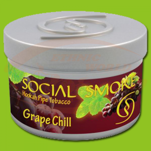 Social Smoke Grape Chill