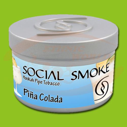 Social Smoke Pina Colada