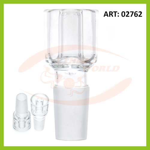 Glass Shisha - Connector (18.8mm)