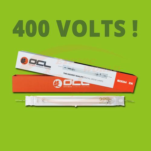 OCL 400V - 2K HPS GreenPower