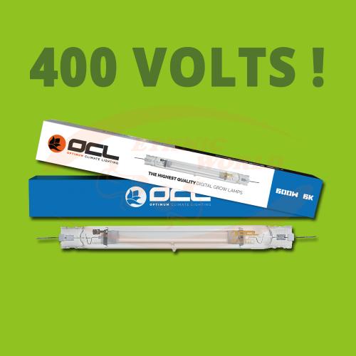 OCL 400V - 6K MH Blue