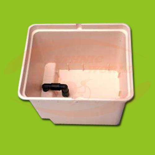 GHE Dutch Pot Hydro - Pot & Pipe