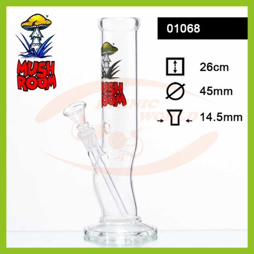 Glass Bong Mushroom (01068)