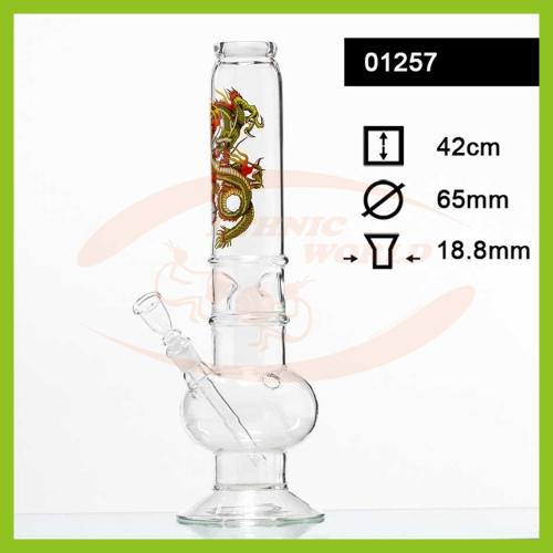 Glass Bong Tattoo (01257)