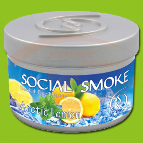 Social Smoke Arctic Lemon