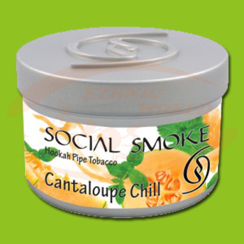 Social Smoke Cantaloupe Chill