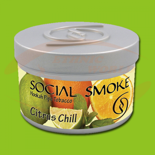 Social Smoke Citrus Chill
