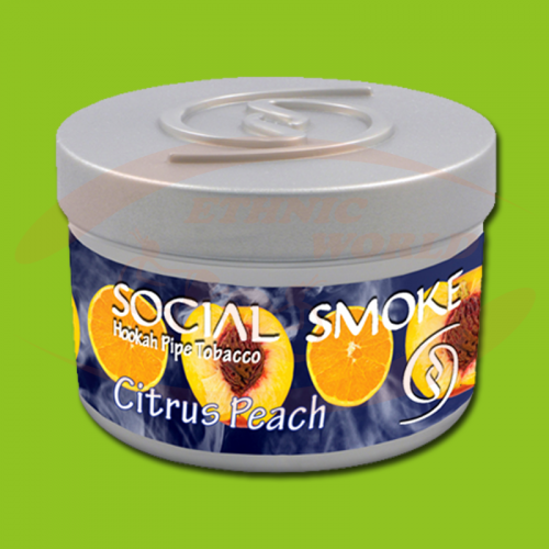 Social Smoke Citrus Peach