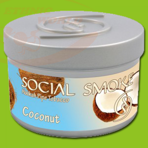 Social Smoke Coconut