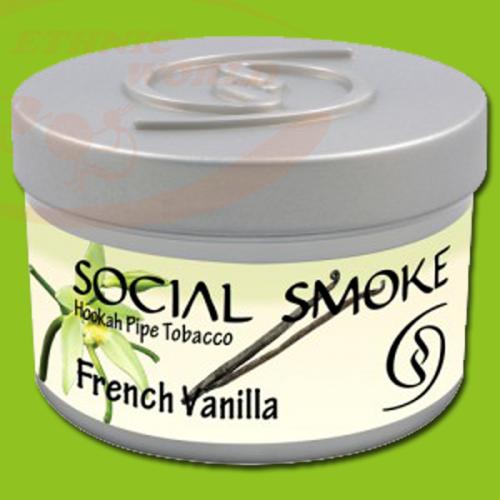 Social Smoke French Vanilla