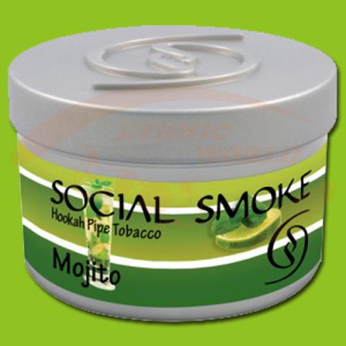 Social Smoke Mojito