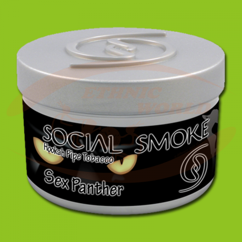 Social Smoke Sex Panther