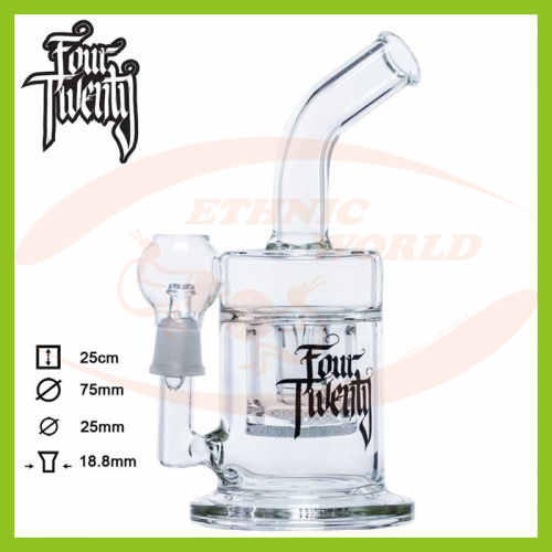 FourTwenty Saxo Bubbler (18409)