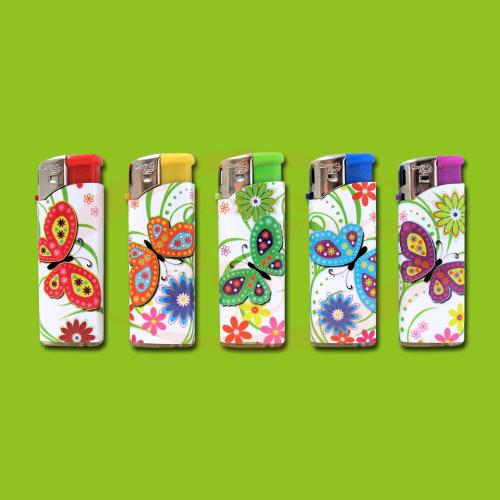 DR - Lighter Electronic Mini Butterflies