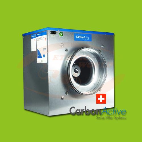 EC Power Box 400 mm 5000 m³/h - 380V