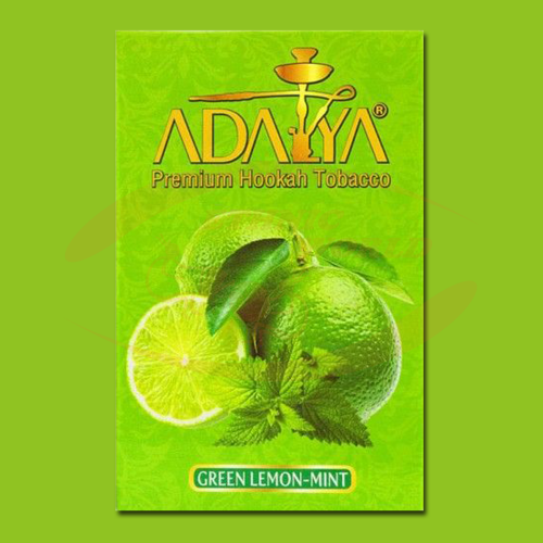 Adalya Green Lemon-Mint