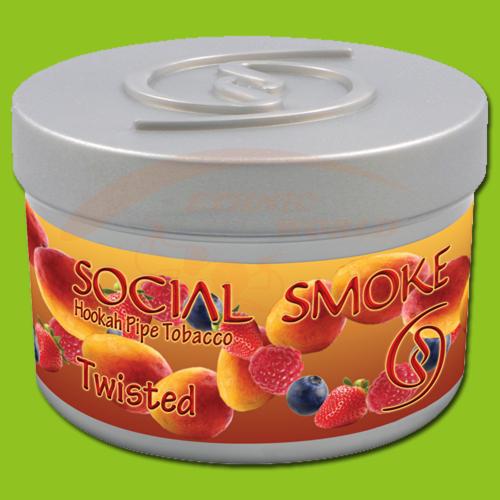 Social Smoke Twisted