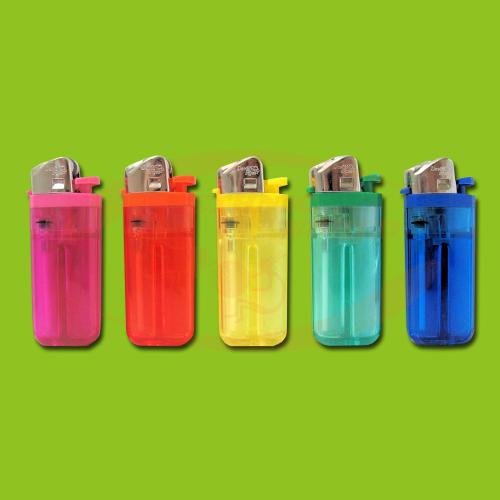 DR - Lighter Disposable Mini Transparent