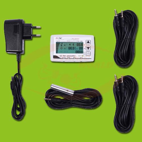 G-SE EC Digital Fan Controller (Day / Night)
