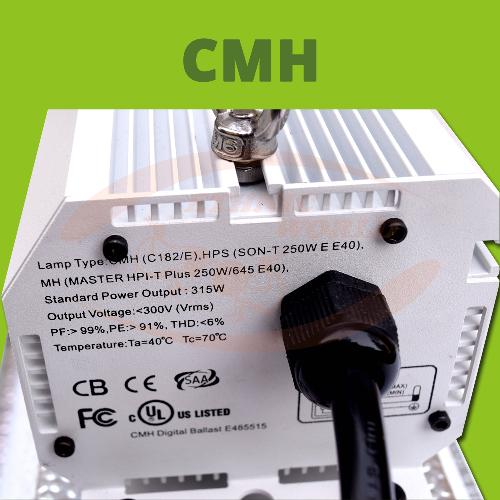 K-Grow CMH Complete Lamp