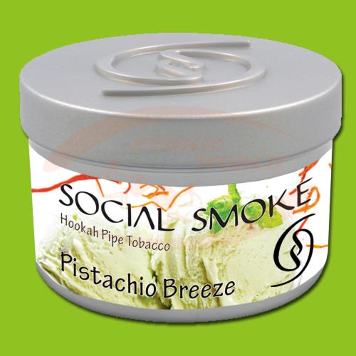 Social Smoke Pistachio Breeze
