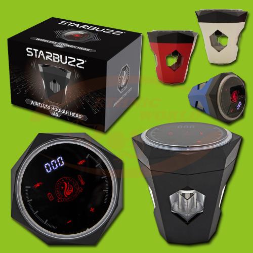 Starbuzz Wireless Hookah Head 2.0